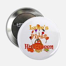 """First Halloween Luke 2.25"""" Button"""