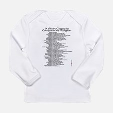 Comparative Religions Long Sleeve Infant T-Shirt