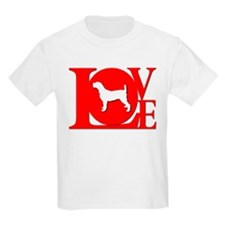 Italian Spinone Kids T-Shirt