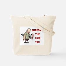 NO MORE IRS Tote Bag
