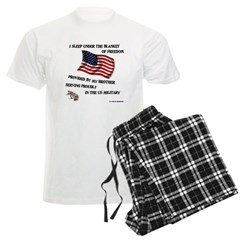Blanket of Freedom Brother Pajamas