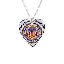 Merchant marine Mom Necklace