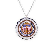 Merchant Marine Dad Necklace