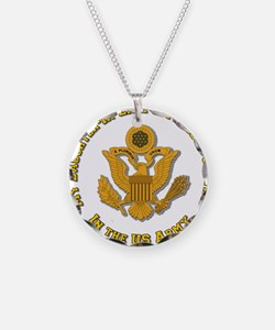 Army Daughter-in-Law Necklace