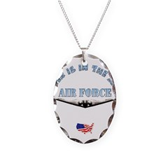 Air Force Sister Necklace