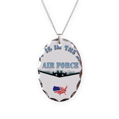 Air Force Daddy Necklace