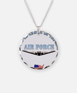 Air Force Sister-in-Law Necklace