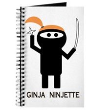 GINJA NINJETTE Journal