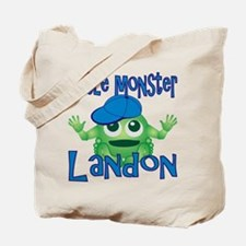 Little Monster Landon Tote Bag