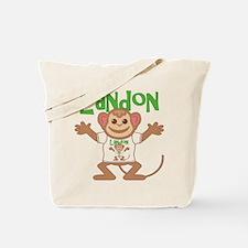 Little Monkey Landon Tote Bag