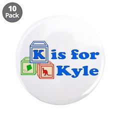 Baby Blocks Kyle 3.5