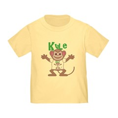 Little Monkey Kyle T