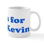 Baby Blocks Kevin Mug