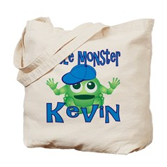 Little Monster Kevin Tote Bag