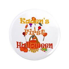 First Halloween Kaden 3.5