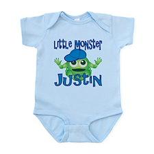 Little Monster Justin Infant Bodysuit