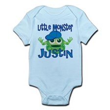 Little Monster Justin Onesie