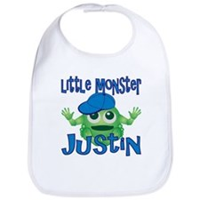 Little Monster Justin Bib
