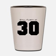 30 Flirty Shot Glass