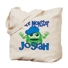 Little Monster Josiah Tote Bag