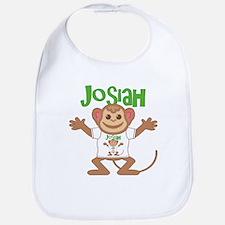 Little Monkey Josiah Bib