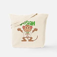 Little Monkey Josiah Tote Bag
