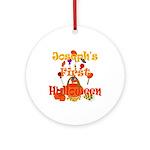 First Halloween Joseph Ornament (Round)