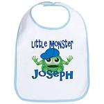 Little Monster Joseph Bib
