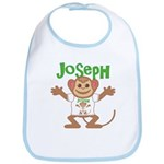 Little Monkey Joseph Bib