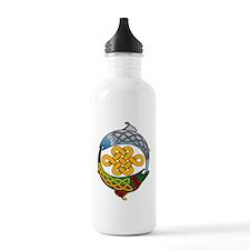 Celtic Salmon Water Bottle