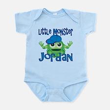 Little Monster Jordan Infant Bodysuit
