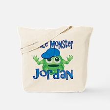 Little Monster Jordan Tote Bag