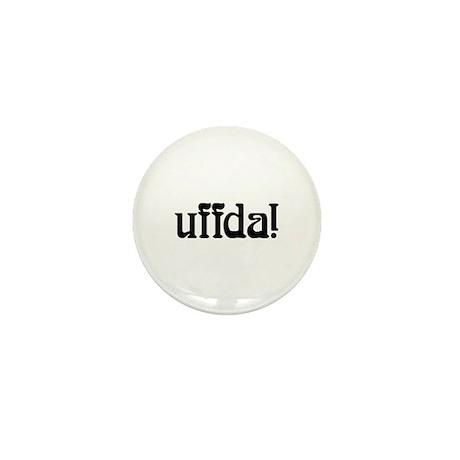 uffda Mini Button