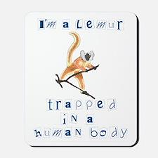 I'm a Lemur Mousepad
