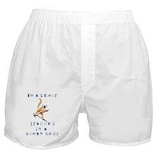 I'm a Lemur Boxer Shorts