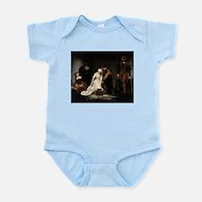 Unique The grey lady Infant Bodysuit