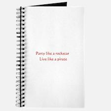 Funny Potc Journal