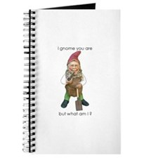 I Gnome You Are But What Am I ? Journal
