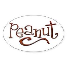 Peanut Decal
