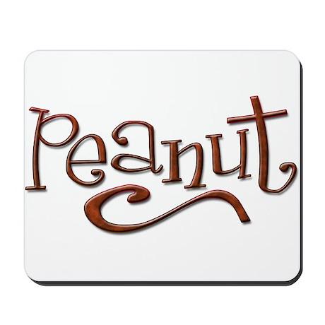 Peanut Mousepad