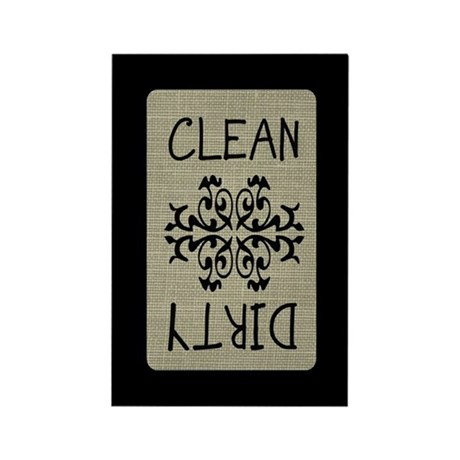 Country Sheek Clean/Dirty Magnets