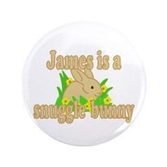 James is a Snuggle Bunny 3.5