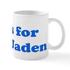 Baby Blocks Jaden Mug
