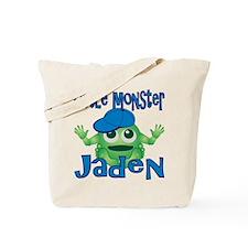 Little Monster Jaden Tote Bag