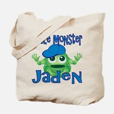 Little Monster Jaden Tote Bag