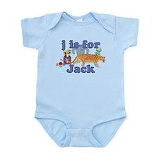 J is for Jack Infant Bodysuit