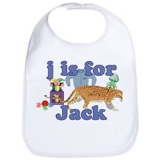 J is for Jack Bib