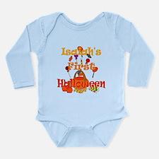 First Halloween Isaiah Long Sleeve Infant Bodysuit