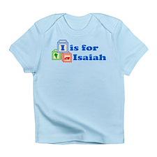 Baby Blocks Isaiah Infant T-Shirt
