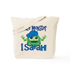 Little Monster Isaiah Tote Bag